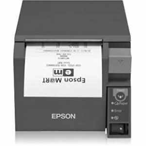 Epson Tm Tm t70ii Direct Thermal Printer C31cd38982 New