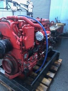 2012 Cummins Isx Egr Diesel Engine Take Out 425hp Good For Rebuild Only