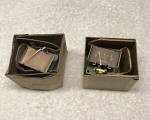 2 Nos Vintage 1942 Plymouth Deluxe Special Deluxe Oil Fuel Gauges