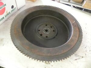 Model A Ford Original Used Ring Gear Worn Vintage Antique Nice Automotive Part