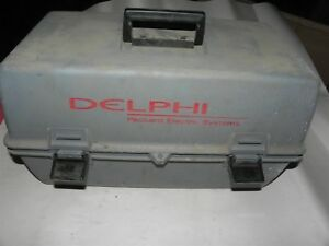 Delphi Terminal Repair Kit Box Only No Tools J 38125 Gm Kent Moore Vintage Nice