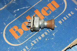 1936 56 Nos Vintage Heater Switch Packard chevrolet buick dodge ford Genuine Us
