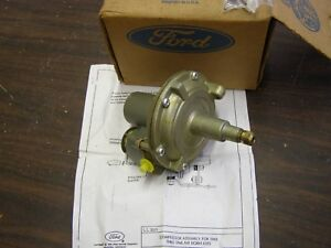 Nos Oem Ford Accessory Air Horn Compressor Galaxie Mustang Truck Fairlane 1965