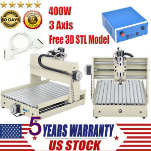 Router Kits 3 Axis 3040 Wood Carving Milling Engraving Machine W Er11 Sale