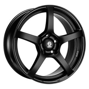 Set Of 4 Alloy Wheels Oz Racing Sparco Rtt 6 5x16 5x108 Et42