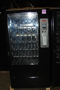 Usi 3054 Snack Machine Usi 3054 5 Wide Snack Machine 495