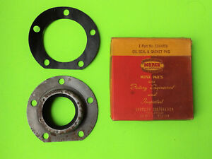 1936 1937 38 1939 1940 1941 Plymouth Dodge Chrysler Nos Axle Oil Seal 1064856