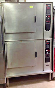 Groen Combination Steamer Convection Oven Double stack shipping Available Usa
