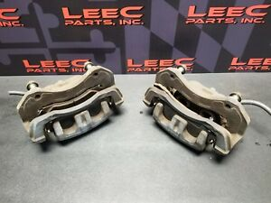 2009 Mitsubishi Lancer Ralliart Oem Front Brake Calipers Pair Set Brakes