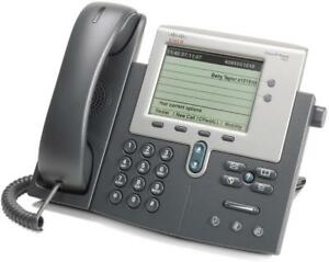 New Cisco Office Ip Phone Cp 7942g In Box