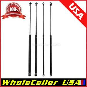 2 Set Hood Rear Tailgate Lift Supports Struts For 98 01 Audi A4 Quattro A4