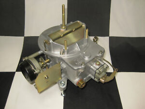 1963 Ford Autolite 2100 2 Barrel Carburetor For The 260 Cu Engine C3of f