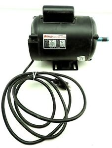 G2903 Grizzly Motor 3 4 Hp Single phase 1725 Rpm Open 110v 220v 60 Hz W Cord