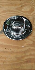 New Aftermarket Chrome Center Caps For Chevy Rally Wheels Sumbrero Derby Type