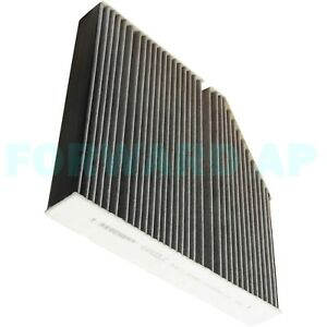 New Hengst Cabin Air Filter Particle Filter In Heater Box E4932lc Mercedes Mb