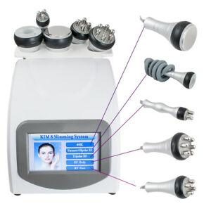 Us 5in1 Ultrasonic Cavitation Rf Radio Frequency Vacuum Slim Slimming Machine Ce