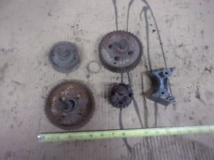 1984 Dodge Rampage 2 2 Engine Tension Pulley Crank Gear Scamp 1983 1982 Oem G