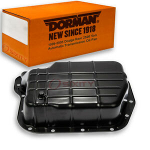 Dorman Transmission Oil Pan For Dodge Ram 2500 Van 1999 2003 5 2l 5 9l V8 Fr