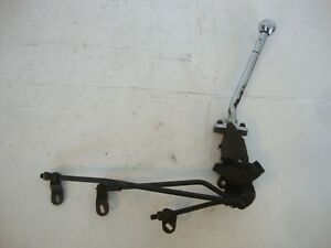 Original Gm 1964 1966 Chevrolet Chevelle Ss Muncie 4 Four Speed Console Shifter
