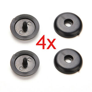 Mercedes Benz Seat Belt Buckle Buttons Holders Studs Retainer Stopper Rest X4