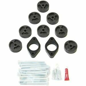 Daystar Pa993 1 Body Lift Kit For Jeep Wrangler Jk