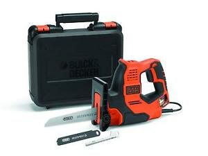 Black+Decker RS890K-QS Saw Multifunction Scorpion Auto select 500 W Case