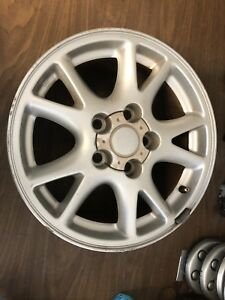 2000 2001 2002 Chevrolet Chevy Camaro 16 10 Spoke Wheel Used Oem Nice