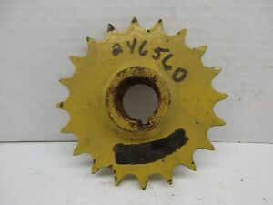 Nos Ford New Holland Sprocket 20tooth Tr85 Combine Tailings Elevator 246560