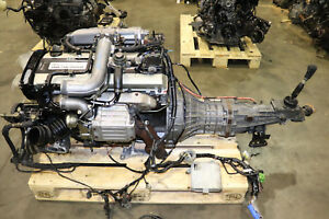 Jdm Nissan Skyline Gtst R32 Rb20det 2 0l Turbo Engine 5 Speed Rwd M T Gearbox
