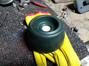 1970 71 72 73 Dodge Dart Green Horn Cap 3467478 Plymouth Duster Valiant Fury