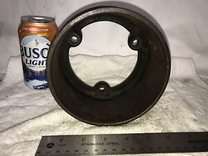 Fairbanks Morse Cast Iron Pulley Hit Miss Gas Engine Fm