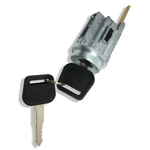 For 1998 1999 2000 Toyota Corolla 1 8l Ignition Switch Lock Cylinder W 2 Keys