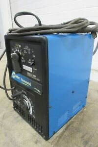 Miller Thunderbolt Xl Ac dc Stick Welder Am15371