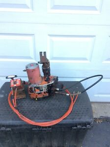 Western Cable Snow Plow Pump Mark Iiia Isarmatic