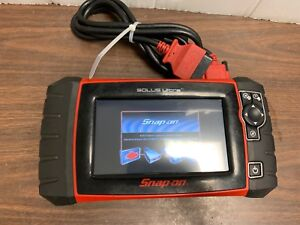 Snap on Solus Ultra 12 4 Car Automotive Scanner Eesc318