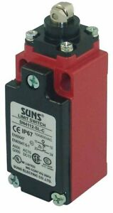 Suns Sn4112 sl2 a Roller Plunger Safety Limit Switch
