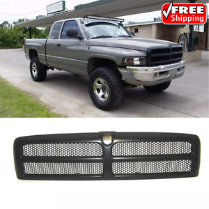 Dodge Ram 1500 2500 3500 Pickup Truck Front Grill Grille 1994 2001 Replacement