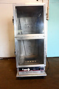 Bevles H D Commercial Proofer Food Warmer Holding Cabinet On Casters