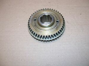 47 45 Tooth Gear L16 2 115 13 Ex Harrison Lathe Works Clearance Price