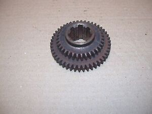 46 35 Tooth Gear L6 2 187 144 Ex Harrison Lathe Works Clearance Price