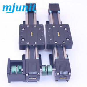 Mjunit Mj45 Cheap Price Cnc Linear Guide Rail With 500mm Stroke Length