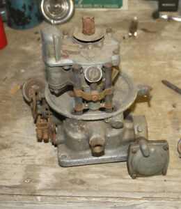 1954 Mercury 4 Bbl Core Carburetor Ebx 9510