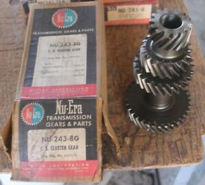 1962 1963 Dodge Dart Plymouth Valiant New Cluster Gear T243 8