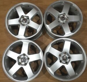 Set Of 4 2008 2010 Oem Dodge Charger Magnum Wheel Rim 18 18x7 5 5x4 5 2327