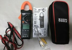 Klein Tools Cl210 400a Ac Auto ranging Digital Clamp Meter