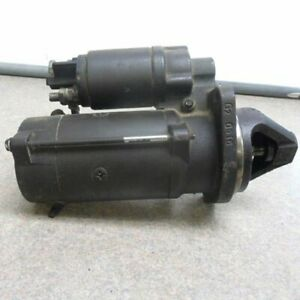 Used Starter New Holland Ts6020 87583927
