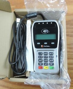 First Data Fd35 Pinpad Fd 35 Pin Pad Emv Ready Nfc Apple Pay Smart Chip New