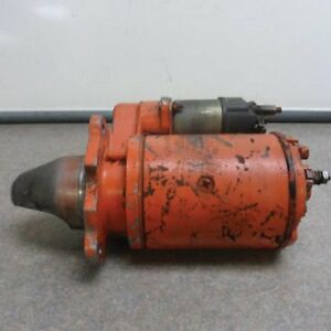 Used Starter Lucas Allis Chalmers 7000 70256898