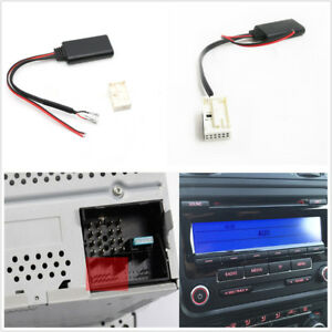 Bluetooth Aux Adapter Cable Kit For Mcd Rns 300 510 Rcd 210 300 310 500 510