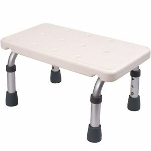 Medokare Adjustable Foot Stool Stepping Stool For Adults And Children Beds